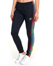 Adidas - SATURDAY NIGHT FEVER SUPERSTAR TRACK PANTS