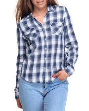 Tops - Double Yarn Dye Shirt