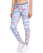 Adidas - ADIGIRL PRINTED LEGGINGS