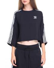 Adidas - CROP CHIFFON TEE