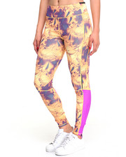 Adidas - SUPERNOVA PRINT LEGGINGS