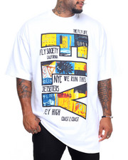 T-Shirts - Coast to Coast T-Shirt (B&T)