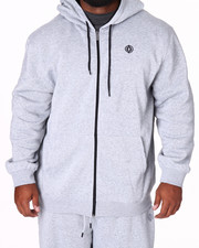 Akademiks - Tower Full Zip Hoody (B&T)