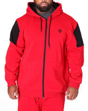Men - Aguro Block Hoody (B&T)