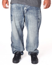 Basic Essentials - Thick - Stitch Flap - Pocket Denim Jeans (B&T)