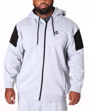 Hoodies - Aguro Block Hoody (B&T)