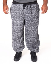 Akademiks - Luther Poly Sweatpants (B&T)