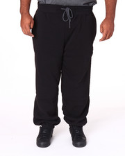 Jeans & Pants - Azuki Block Sweatpant W/Stitching Detail (B&T)