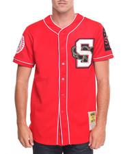 Men - S & G Olympic Baseball - Style Jersey