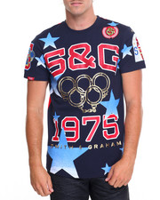 T-Shirts - S & G Olympic S/S Tee