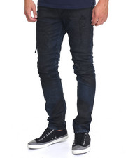 Slim - Slim - Fit Structured Denim Jeans