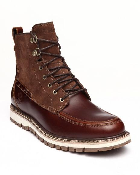 buy britton hill waterproof moc toe boots men 39 s footwear. Black Bedroom Furniture Sets. Home Design Ideas