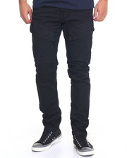 Pants - Front - Pocket Biker Cargo Pants