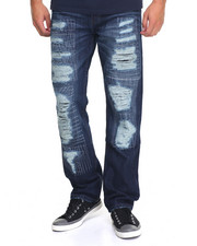 Jeans & Pants - Clifford Stretch Denim Jeans