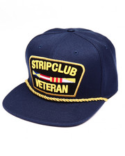 Men - STRIP CLUB VETERAN SNAPBACK