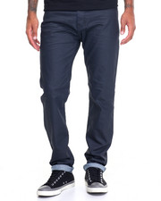 Jeans & Pants - Basic Coated Denim Jeans