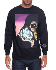 Diamond Supply Co - The Reaper L/S Tee