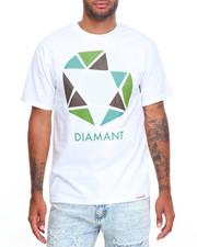 Shirts - Le Diamant Abtrait Tee