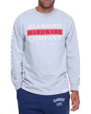 Men - Hardware Stack L/S Tee