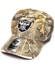 Men - Oakland Raiders Clean Up 47 Strapback Cap