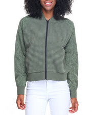 Women - MOONWASH BOMBER JACKET