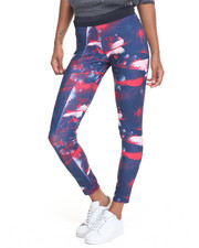 Women - FLOWER BOMBER LEGGINGS