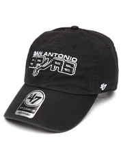 Men - San Antonio Spurs Clean Up 47 Strapback Cap