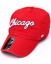 Hats - Chicago Bulls Script Clean Up 47 Strapback Cap