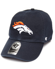 Men - Denver Broncos Clean up 47 Strapback Cap