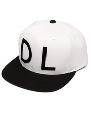 Men - DL Snapback Cap