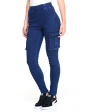 Jeans - Bruce Cargo Jeans