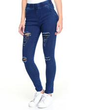 Fashion Lab - Tim Destructed Denim