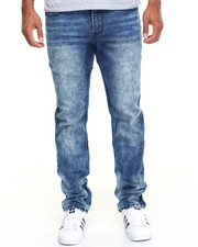 Parish - Washed Denim Jeans