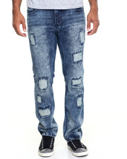 Parish - Rip Tear Denim Jeans