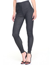 Basic Essentials - Dani Denim Legging