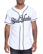 Shirts - Negro League Black Yankees Baseball Jersey