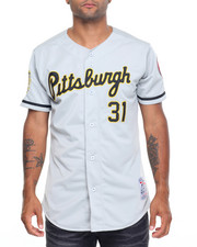 Men - Negro League Pittsburgh Crawfords Baseball Jersey