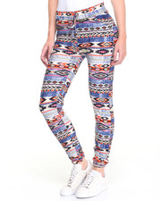 Fashion Lab - AZ Print Pant
