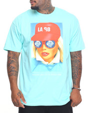 Shirts - La Diamond Girl 98 Tee