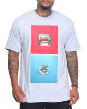Shirts - Emerald Square Tee