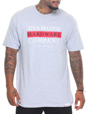 Men - Hardware Stack Tee