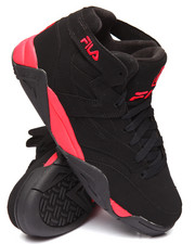 Fila - M-Squad High Top RED/BLK