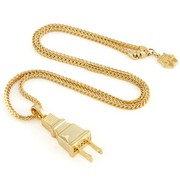 Accessories - Empire Plug Necklace