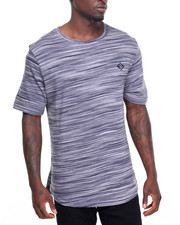 Enyce - Heathered T-Shirt w/ Fishtail