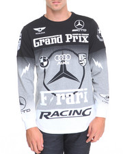 Buyers Picks - L/S Grand Prix  tee