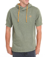 Shirts - Garment Wash Hoodie