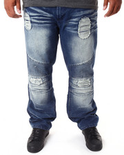 Parish - Moto Denim Jeans (B&T)