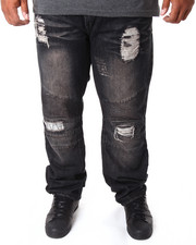 Men - Moto Denim Jeans (B&T)