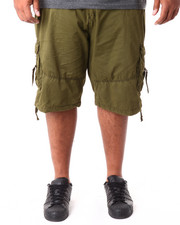 Men - Garment Dyed Fancy Cargo Shorts (B&T)