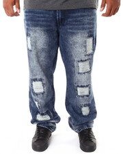 Parish - Rip Tear Denim Jeans (B&T)